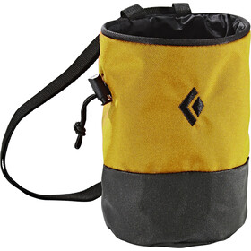 Black Diamond Mojo - Bolsas para Tiza & Boulder - M-L amarillo/negro